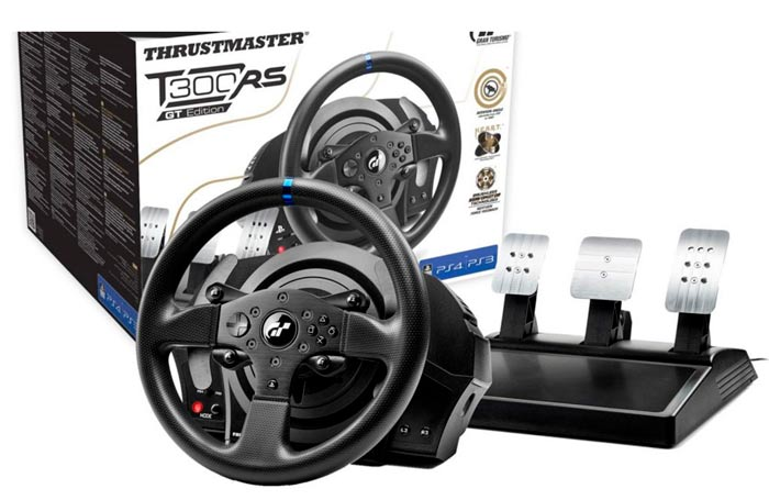 Thrustmaster T300 RS.
