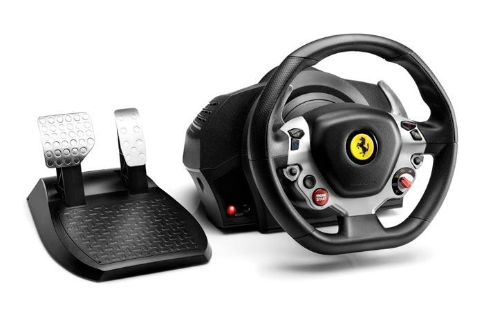 Thrustmaster TX Ferrari 458 Edición Italia.
